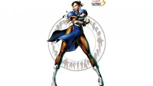 Chun Li HD Background