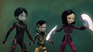 Code Lyoko Background Download Free