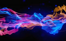 Colorful Smoke Wallpapers HD