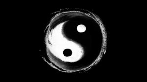 Cool Yin Yang Desktop Wallpaper