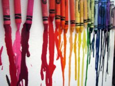 Download Free Colorful Crayon Creation Images
