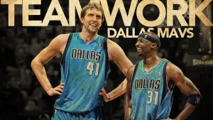 Dallas Mavericks Background for Desktop