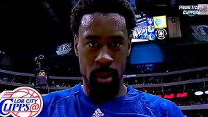 Deandre Jordan American Basketball Celebrity Wallpapers in High Resolution