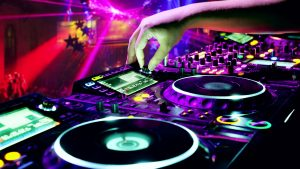 Disco Music Cool Colourful Backgrounds Free For Downloading