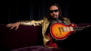 HD Ace Frehley Desktop Wallpaper