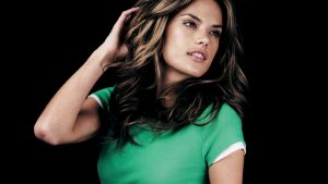 Download Free Alessandra Ambrosio Background
