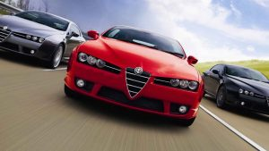 Alfa Romeo Wallpaper HD