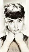HD Audrey Hepburn Background for Android