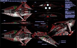 Babylon 5 Wallpaper for Desktop