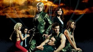 Free Download Battlestar Galactica Wallpaper