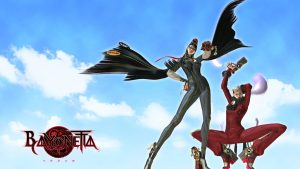 Bayonetta Background for Desktop