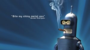 HD Bender Wallpaper