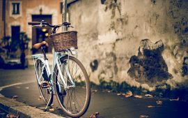 Bicycle Artistic Photographs as Desktop Wallpapers