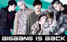 Big Bang Background for Desktop