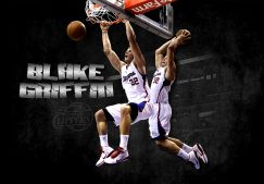 Blake Griffin Dunk Wallpaper HD
