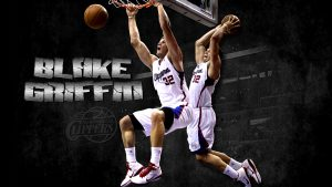 Amazing Blake Griffin Basketball Dunk Shots To Be Amazed By