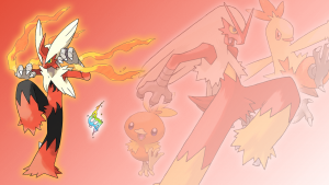 Blaziken Wallpaper HD
