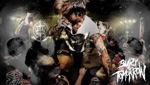 Blessthefall American Metalcore Band Desktop Background Photos