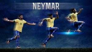 Brazil Soccer Team Brightly Coloured HD Wallpaper Pictures
