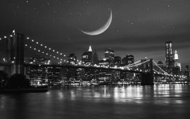 Brooklyn Bridge in New York City Photos