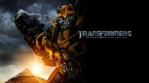 Bumblebee Transformer Wallpaper for Desktop