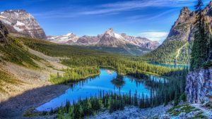 Colorado Mountains Background HD
