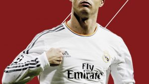 Cristiano Ronaldo iPhone Background for Desktop