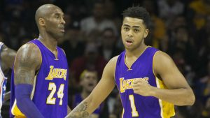 D'Angelo Russell Basketball Sports Player High Definition Downloadable Pictures
