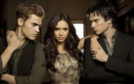 Free Download Damon Salvatore Wallpaper