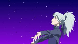 Darker Than Black Desktop Background