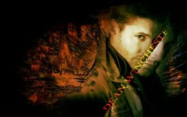 Download Free Dean Winchester Wallpaper