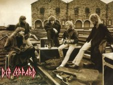 Def Leppard British Heavy Metal Group Pictures