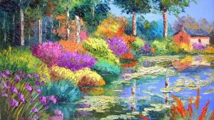 Colorful Arte Wallpaper Download Free