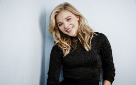 Chloe Grace Moretz Backgrounds Free Download
