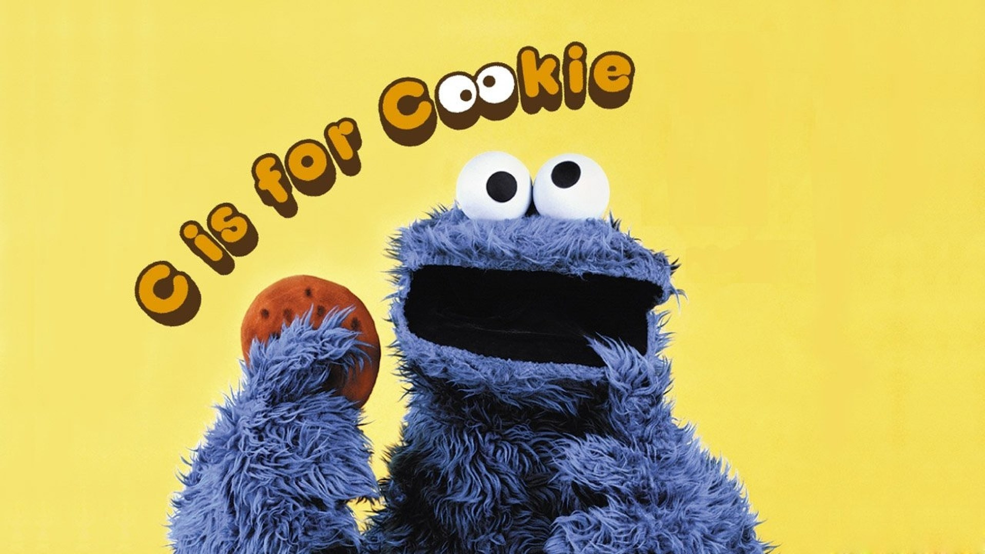 Wallpaperwiki Download Best Cookie Monster Wallpaper Hd PIC
