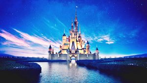 Free Download Disney Castle Backgrounds