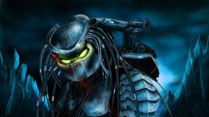 Alien vs Predator HD Background