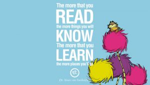 Dr Seuss Author Quotes and Funny Pictures