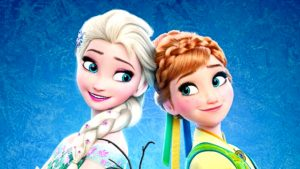 Elsa And Anna Disney Frozen Backgrounds