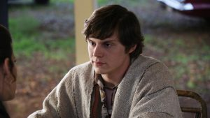 Evan Peters American Actor Background Photographs