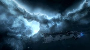 Eve Online Free Space MMO Game Screenshots as Wallpapers HD