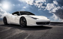 Ferrari 458 Italia Backgrounds Free Download