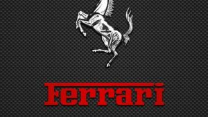Ferrari Image and Logo iPhone Wallpaper Designs