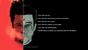 Fight Club Movie HD Wallpapers