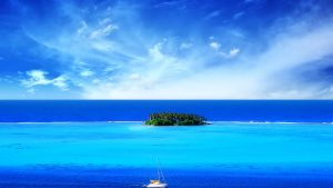 Fiji Beautiful Tropical Background Photographs