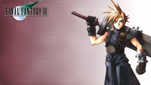 Final Fantasy 7 Backgrounds Download Free
