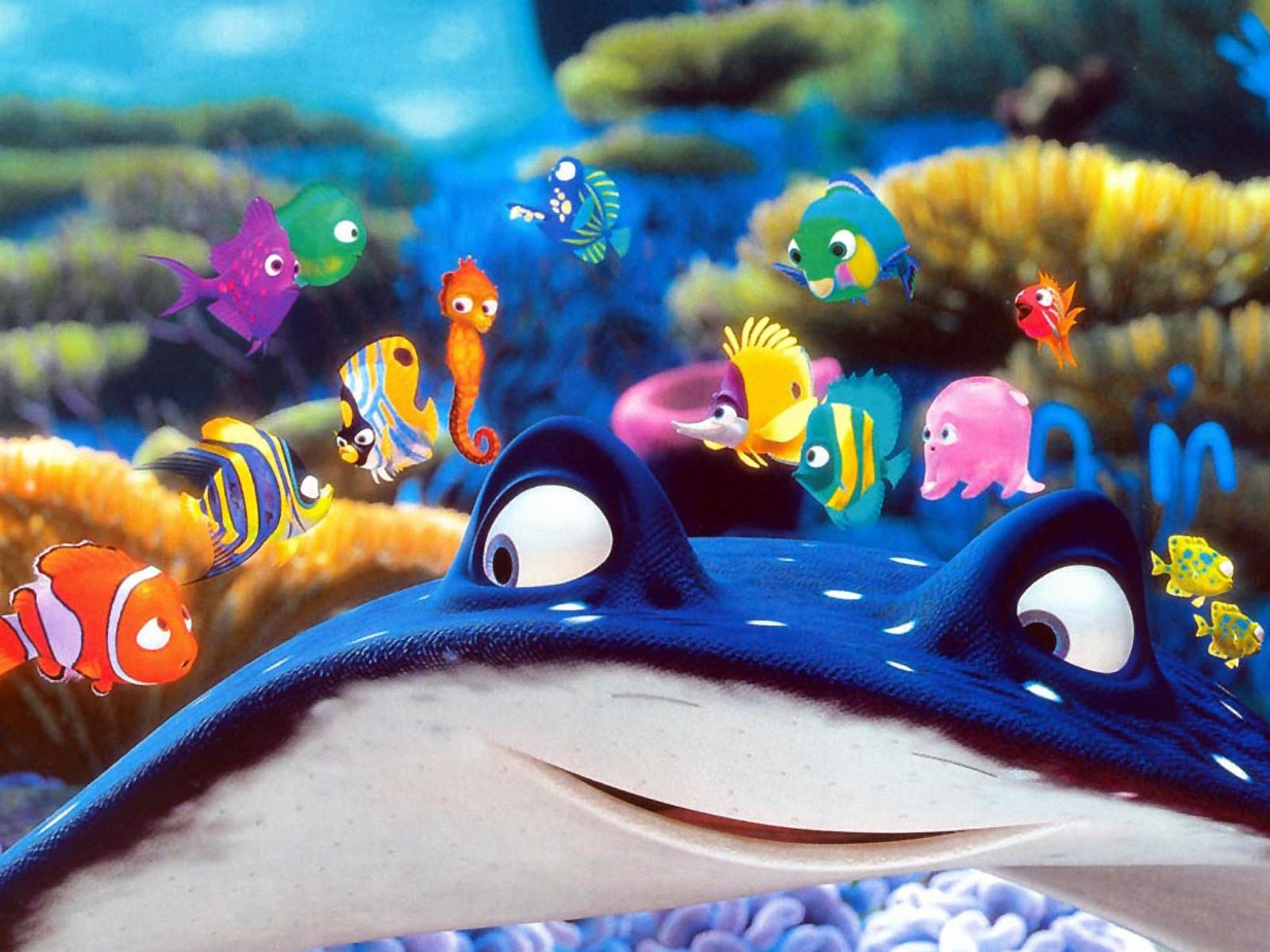 Wallpaperwiki Finding Nemo Desktop Images PIC WPB004923