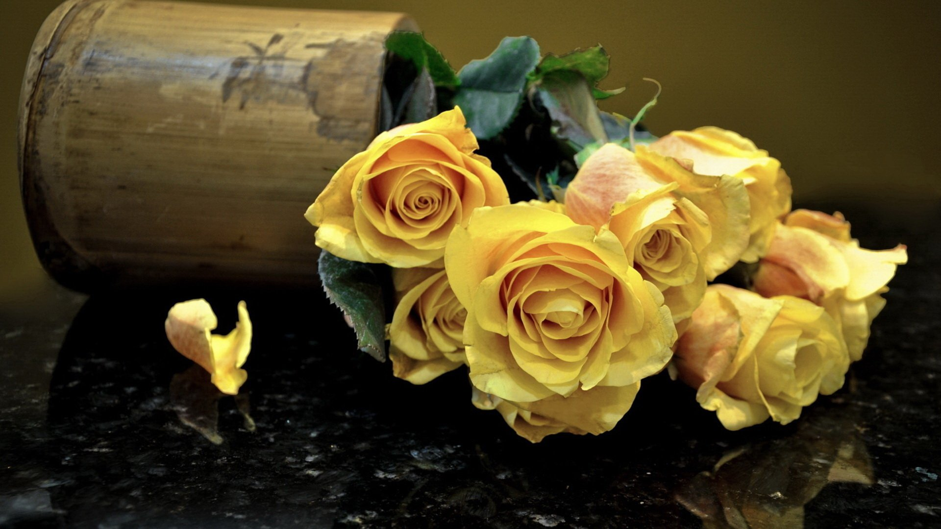 wallpaper.wiki-Flowers-wallpaper-best-rose-yellow-cute-PIC-WPD0012468