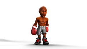 Floyd Mayweather Jr. Pro Boxer Backgrounds Free Download