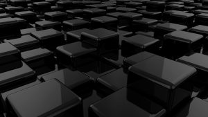 Black 3D Wallpapers